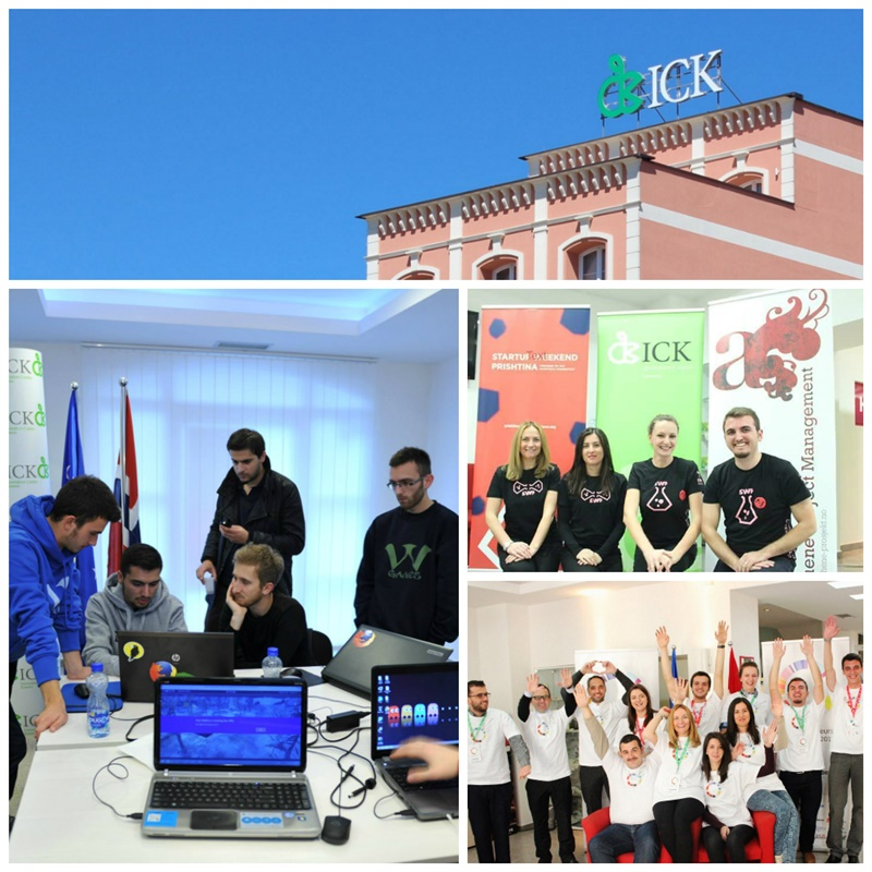 ICK Building Staff